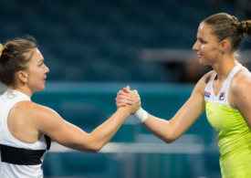 Karolina Pliskova i-a transmis un mesaj Simonei Halep după finala de la Roma