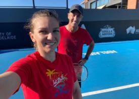 Ce spune Darren Cahill înaintea debutului Simonei Halep la Australian Open
