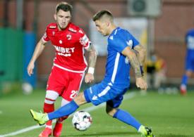 Liga 1: Dinamo, remiză cu FC Botoșani. Borja Valle a marcat de la centrul terenului
