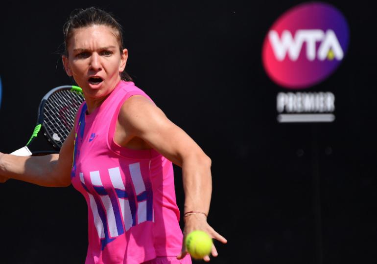 Simona Halep se califică în sferturile de finală de la Roma