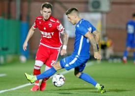 Liga 1: Dinamo obține prima victorie din acest sezon
