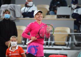 Simona Halep, în turul 2 la Roland Garros: Iată ora de start a meciului cu Irina Begu