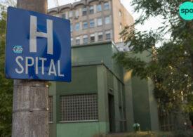 Un singur loc la ATI în Iași, pentru pacienții cu COVID-19