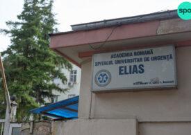 DSP face anchetă la spitalul Elias, după ce nu au fost raportate mai multe cazuri de COVID-19