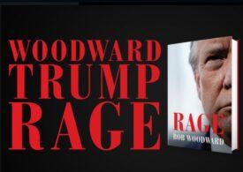 """Trump i-a spus în februarie jurnalistului Bob Woodward că maladia Covid-19 este """"o chestie mortală"""", dar voia să o minimalizeze"""