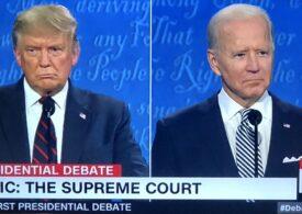 Trump și Biden s-au confruntat în prima dezbatere televizată - una haotică, plină de întreruperi și atacuri la persoană (Video)