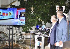O noapte de coșmar pentru PSD văzută din sediul USR-PLUS. Alianța de la București o înlătură pe Firea și îi împinge pe social-democrați pe marginea prăpastiei