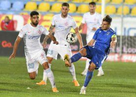 Liga 1: Primul eșec pentru FCSB în noul sezon vine surprinzător în deplasare la FC Voluntari