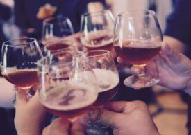 Suntem pe locul doi în UE la frecvenţa consumului intens de alcool
