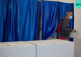 Alegerile continuă astăzi cu turul al doilea în localitățile unde candidații au ieșit la egalitate pe 27 septembrie