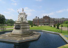 Un cadavru a fost găsit în lacul din fața palatului în care locuiesc prințul William și Kate Middleton