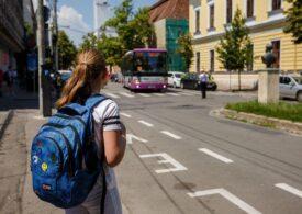 Programul autobuzelor școlare se extinde cu noi trasee în Cluj-Napoca