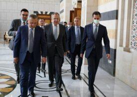 Bashar al-Assad vrea să-şi aprofundeze acordurile cu Rusia împotriva sancţiunilor SUA