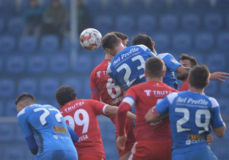 Liga 1: Academica Clinceni urcă pe loc de play-off