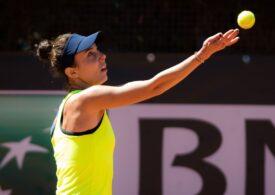 Mihaela Buzărnescu, învinsă categoric la Roland Garros