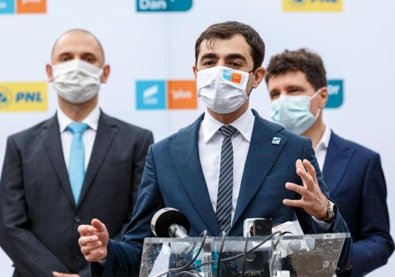 Năsui anunță că USR PLUS a câștigat în București, dar decizia lui Nicușor Dan a afectat prezența la vot