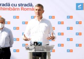 Barna îl apără pe Iohannis, după ce s-a văzut cu Nicușor Dan: E legitimă îngrijorarea de a avea încă 4 ani cu PSD