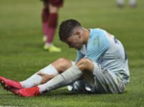 Suspendare drastică pentru un jucător al lui FCSB