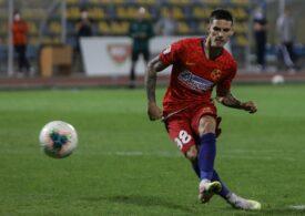 Dennis Man a făcut spectacol în meciul dintre FCSB și FC Argeș