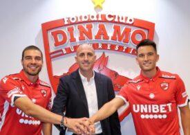 Dinamo a făcut alte două transferuri - oficial