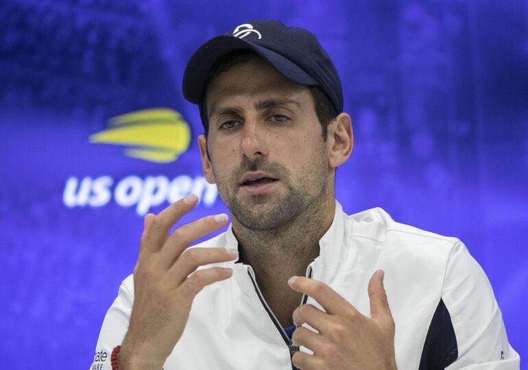 Ce spune Țiriac despre descalificarea lui Djokovic de la US Open