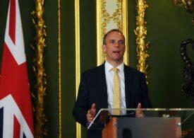 Londra l-a convocat pe ambasadorul rus pentru a-i transmite ''profunda preocupare'' faţă de cazul Navalnîi