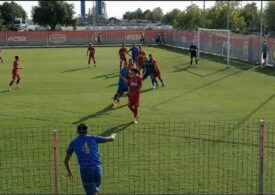 CSA Steaua a învins echipa secundă a lui FCSB