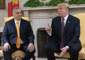 Viktor Orban vrea ca Donald Trump să fie reales: E prietenos, apropiat de liderii Europei Centrale
