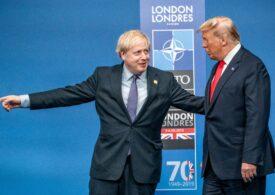 Fostul ambasador britanic în SUA dezvăluie că premierul Boris Johnson este fascinat de Trump