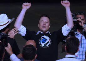 Tranzacție record la bursa din New York: Elon Musk vinde acțiuni în valoare de 5 miliarde de dolari