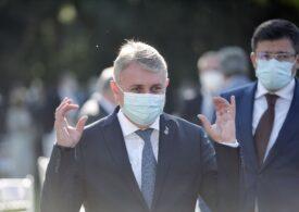 Bode spune că niciun tronson din Autostrada Transilvania nu mai este blocat acum și se laudă cu 25 de km terminați în 10 luni