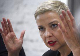 Opozanta belarusă Maria Kolesnikova acuză KGB că a ameninţat-o cu moartea. Vrea să dea autorităţile în judecată