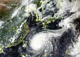 Un ciclon extrem de violent va lovi Japonia: Se va produce un dezastru, nu există aproape nici o îndoială