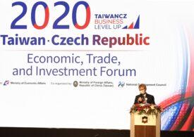 Discurs istoric al delegației Cehiei în Taiwan, după modelul JFK la Berlin: Eu sunt taiwanez