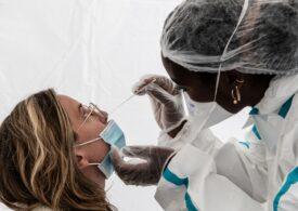 Franța anunță peste 7.000 de cazuri noi de COVID în 24 de ore, una din cele mai grave evoluții de până acum