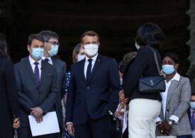 Record absolut de cazuri noi de coronavirus în Franţa: 8.975 în 24 de ore. Și în alte țări din vestul Europei e tot mai grav
