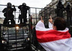 Peste 600 de oameni au fost arestati duminică, în Belarus. Lidera protestatarilor ar fi fost răpită de pe stradă