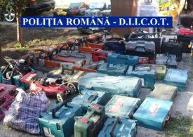 Câțiva hoți români au furat în Belgia bunuri în valoare de peste jumătate de milion de euro