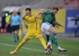 România s-a încurcat de Irlanda de Nord, la debutul lui Mirel Rădoi
