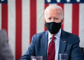 Schimbare de ton la Casa Albă: președintele ales Joe Biden le cere americanilor să poarte mască
