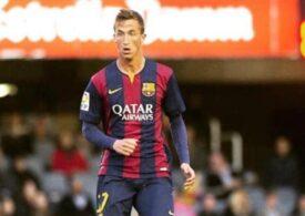 Dinamo a împrumut un jucător care a evoluat alături de Messi la Barcelona - oficial