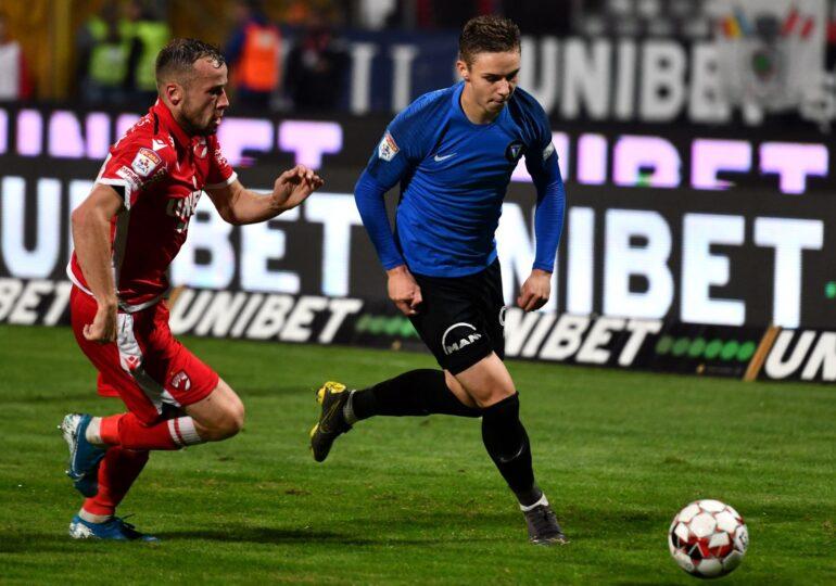 Viitorul dă o nouă lovitură financiară: Vezi cât va încasa în schimbul lui Louis Munteanu, vândut la Fiorentina