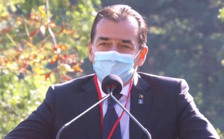 Orban compară masca de protecție cu cravata sau pantofii cu toc cui: Nu ne-am născut cu ele, dar ne-am obișnuit