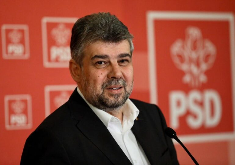 PSD așteaptă motivarea CCR și apoi decide dacă va cere ca moțiunea de cenzură să fie supusă din nou la vot