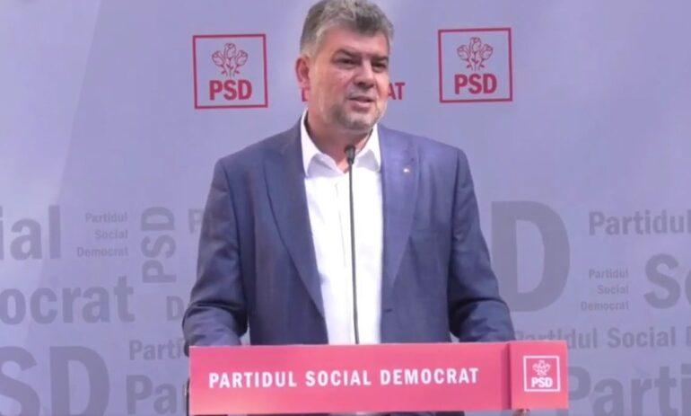 Ciolacu, despre proiectul de amânare a parlamentarelor: Momentan nu e supus la vot. Vedem în funcţie de evoluţia pandemiei