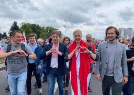 Belarus: Germania cere clarificări privind soarta opozantei Maria Kolesnikova, răpită de persoane necunoscute