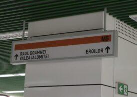 Magistrala de metrou Drumul Taberei se deschide astăzi, după 8 ani de la începerea lucrărilor. Participă și Iohannis