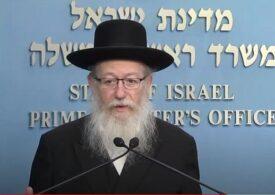 Israel: Un ministru ultraortodox a demisionat din cauza intenţiei guvernului de a impune măsuri de izolare
