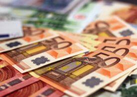 Curs valutar: Euro atinge un nou maxim istoric