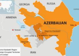 Luptele se intensifică în Nagorno-Karabah. Macron cere încetarea focului, Pompeo arată cu degetul spre Erdogan